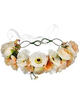 Flor Corona Diadema Corona Floral Garland De La Mujer NiñA