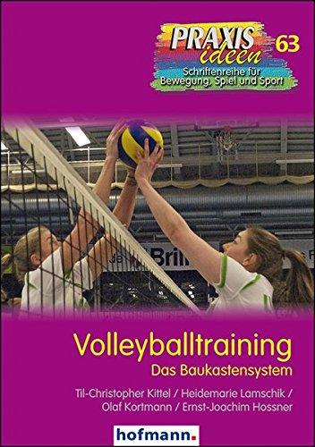 Volleyballtraining: Das Baukastensystem (Praxisideen - Schriftenreihe für Bewegung, Spiel und Sport)