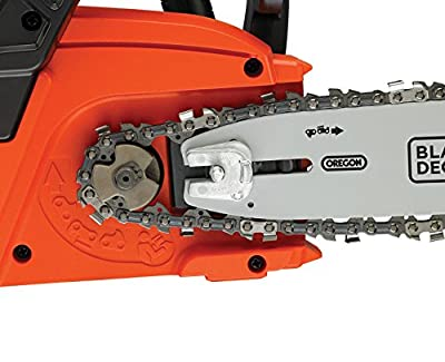 BLACK+DECKER 36 V Lithium-Ion Chainsaw, Bare Unit, 30 cm (Battery not Included)