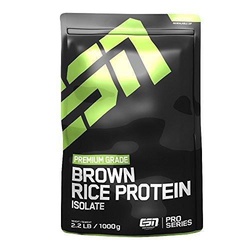 Rice Protein Isolate, Hazelnut, 1 kg