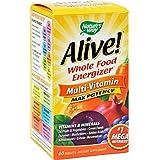 Nature's Way - Alive! Multivitamines 60 Comprimés