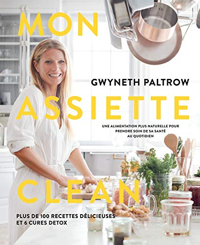 Mon assiette clean par  Gwyneth Paltrow