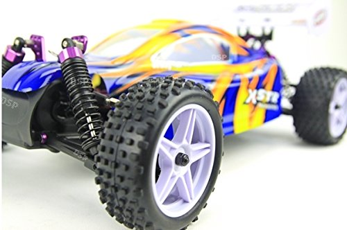 RC Auto kaufen Buggy Bild 4: RC AUTO NCC®HSP 94107 XSTR BUGGY OFFROAD ALLRAD 1:10 MIT TUNINGKIT*