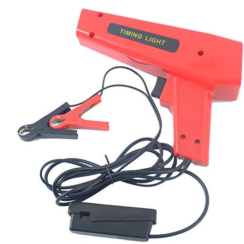 Pistola d'accensione - Lampada stroboscopica - Pistola flash -Pistola d'accensione 12V/10W - Strumento di regolazio