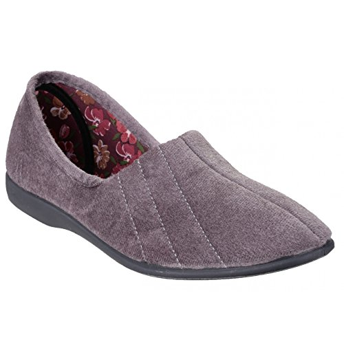 GBS Audrey–Chaussons Gris - gris