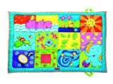 Tiny Love Super Mat Tappeto Gioco, Multicolore/Blu