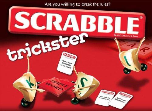 Mattel Scrabble Trickster (Anleitung auf Englisch)