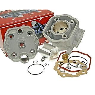 AIRSAL 70ccm Sport Zylinder Kit für Derbi GPR 50 R EBE, Senda 50, Gilera RCR Enduro 50, SMT SM 50 EBS
