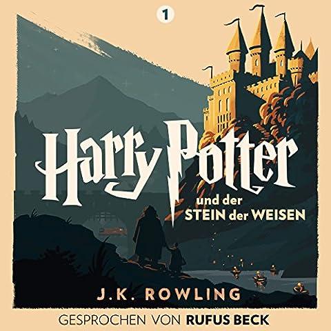 Harry Potter und der Stein der Weisen: Gesprochen von Rufus