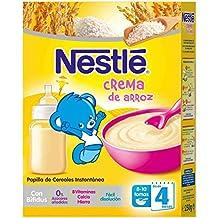 Nestle NESTUM crema de arroz sin gluten 250g