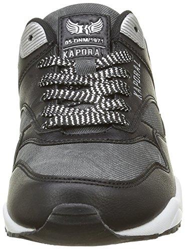 Kaporal Mag, Baskets Basses Femme Noir