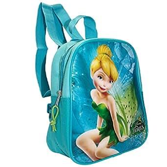 Fairies - Petit sac à dos pour la maternelle Fairies avec Clochette tenant la pose