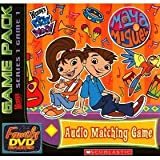 Wendys Kids Meals Maya and Miguel Audio Matching Game (Family DVD Games)