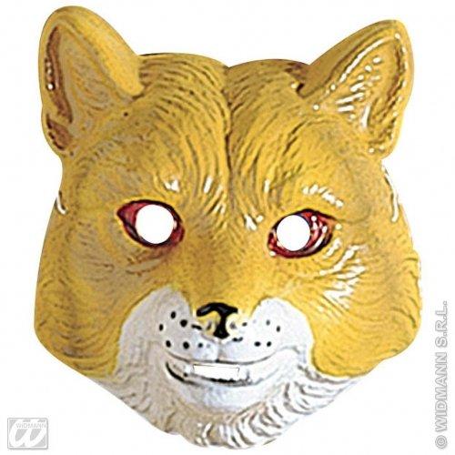 WIDMANN Fox máscaras de animales para niños