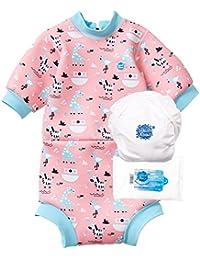 Splash About Happy Nappy Baby Wetsuit Essentials Set 2 in 1