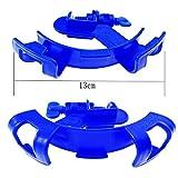 D DOLITY 2 Pz Staffe Da Supporto Radiatore Raffreddamento Acqua Per Serbatoi Accessorio In Materiale Metallo Per Desktop Pc Pompa