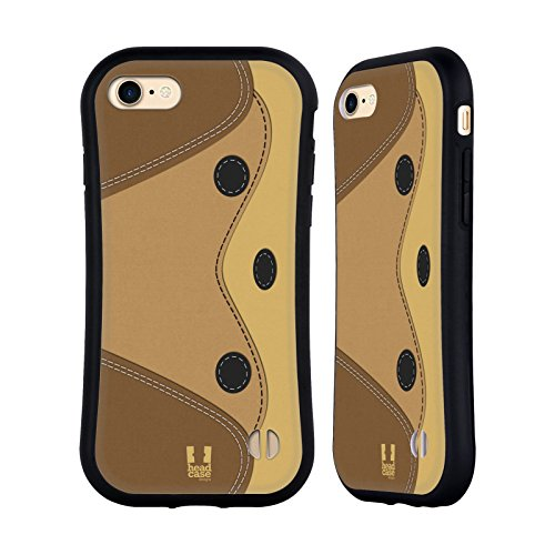 Head Case Designs Koala Animaux - Tache Serie 1 Étui Coque Hybride pour Apple iPhone 5 / 5s / SE Chien