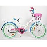 "barabike 20LILY-Blu - Bicicletta per Bambini, 20"""