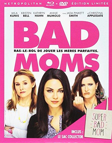 Bad Moms [Combo Blu-ray + DVD - Édition Limitée] [Combo Blu-ray + DVD - Édition Limitée]