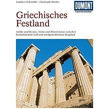 DuMont Kunst Reiseführer Griechisches Festland