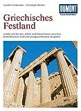 DuMont Kunst Reiseführer Griechisches Festland - Christoph Höcker, Lambert Schneider