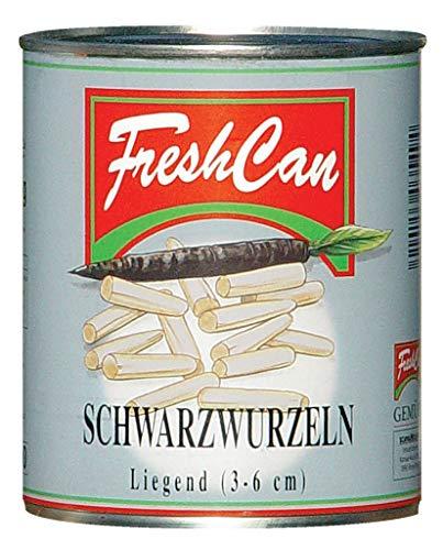 FreshCan - Schwarzwurzeln - 800g/500g