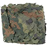 Mil-Tec Tarnnetz Basic Light flecktarn 1,10x3m (4,50 EUR/qm)