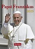 Papst Franziskus - Kalender 2019: Wochenkalender mit Zitaten