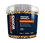 Best Protein Cereals - The Protein Works Protein Granola, Chocolate Almond Review