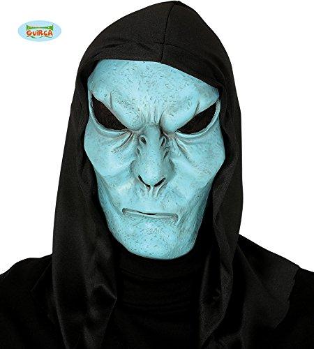 Guirca Maske Extraterrestre Azzurra, Color, 2871