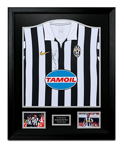 Alessandro-Del-Piero-Signed-Juventus-Shirt-Framed-Autograph-Jersey-Memorabilia