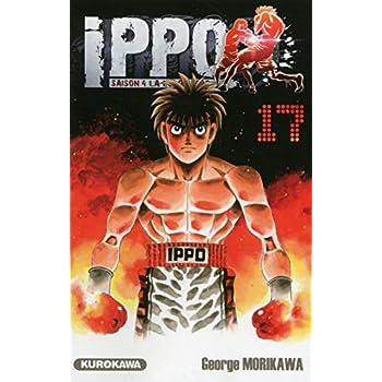 Ippo - saison 4, La loi du ring - tome 17 (17)