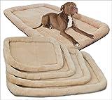 JINGDIAN Lamm-Samt-Haustier-Matte Hundekissen Zwinger Haustier Nest Katzenstreu Soft Hundebett Matte Anti-Rutsch-Matratze Grau (5 Größen), S
