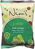 Nim's Air Dried Pear Crisps 22 g (Pack of 12)