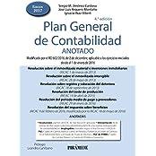 Plan General de Contabilidad ANOTADO: Modificado por el RD 602/2016, de 2 de diciembre, aplicable a los ejercicios iniciados desde el 1 de enero de 2016 (Economía Y Empresa)