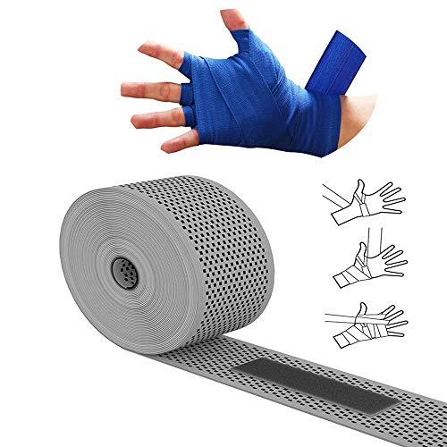 Boxbandage Sanda Hand Wrap, Hand Wraps Boxhandschuhe, Faustschutz, Innenhandwickel, Bequem, Atmungsaktiv, High Stretch, für MMA, Muay Thai