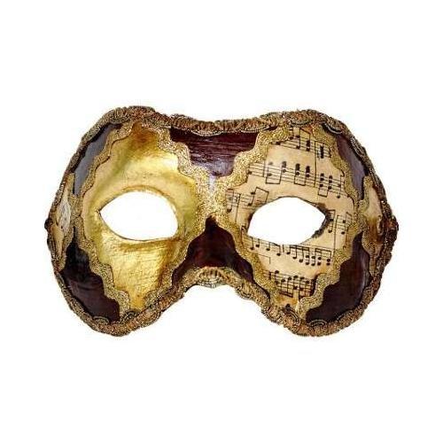 KARTARUGA SRL, GOLD LEDER CHESS COLUMBINE (Kostüme Columbine)