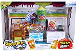 Grossery Gang Le Yucky Mart Playset