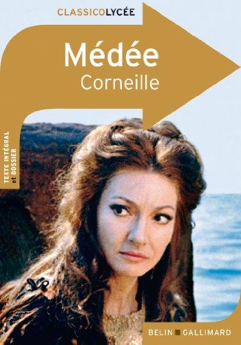 Médée par Pierre Corneille