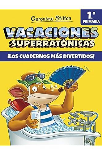 Vacaciones Superratónicas 1: ¡Los cuadernos más divertidos