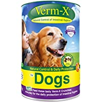 Verm-X Herbal Crunchies for Dogs