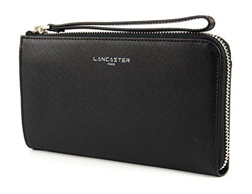 lancaster-paris-wallet-adele-female-black-121-26-black