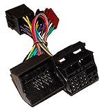 Aerzetix C4558 Câble Faisceau Autoradio pour PARROT KML Kit Mains Libres