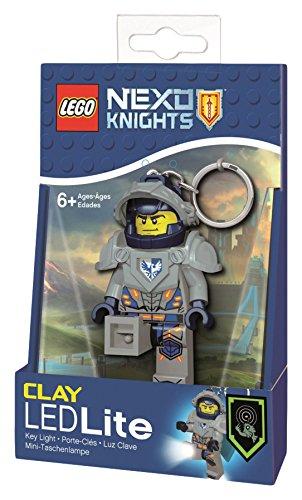 LEGO Rocco Spielzeug lgl-ke87 Schlüsselanhänger Nexo Knight Clay Preisvergleich