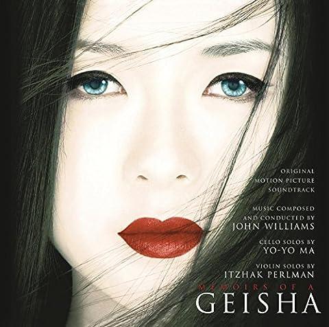 Memoirs of a Geisha [Import anglais]