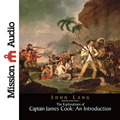 The Explorations of Captain James Cook  Audiolibri