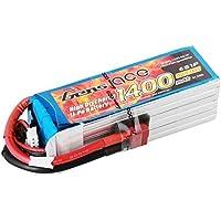 Gens ace B-40C-1400-6S1P Polímero de litio 1400mAh 22.2V batería recargable - Batería/Pila recargable (1400 mAh, Polímero de litio, 22,2 V, Multicolor, 1 pieza(s))