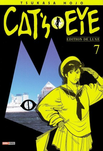 Cat's Eye Edition Deluxe Tome 7