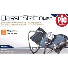 Pic Medidor de presión arterial mecánico para brazo con Estetoscopio