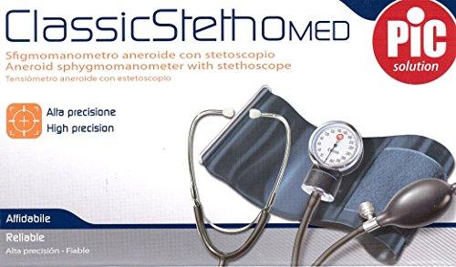 Pic Misuratore di Pressione Arteriosa Meccanico da Braccio con Stetoscopio